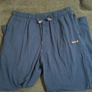 Reebok sleep pants